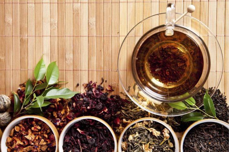 Чай от простатита — лучшие составы
