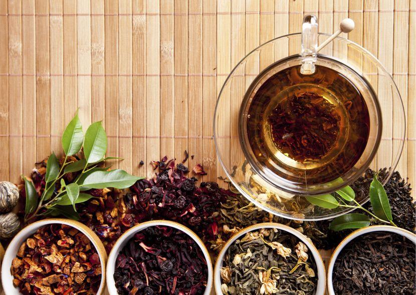 Ермак, травяной сбор №11 и другие лечебные виды чая