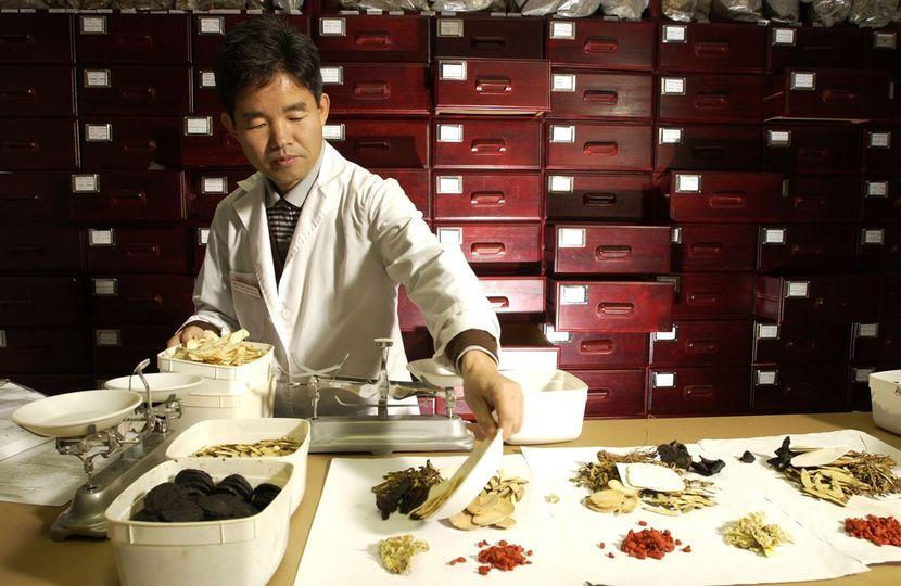 Китайская медицина. Лечение простатита
