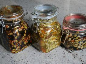 Тыквенные семечки с медом от простатита: рецепт