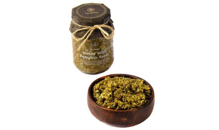 Снадобье из тыквы с медом