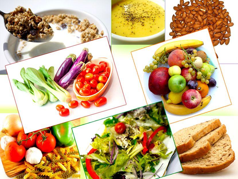 Что лучше: диета или система питания?
