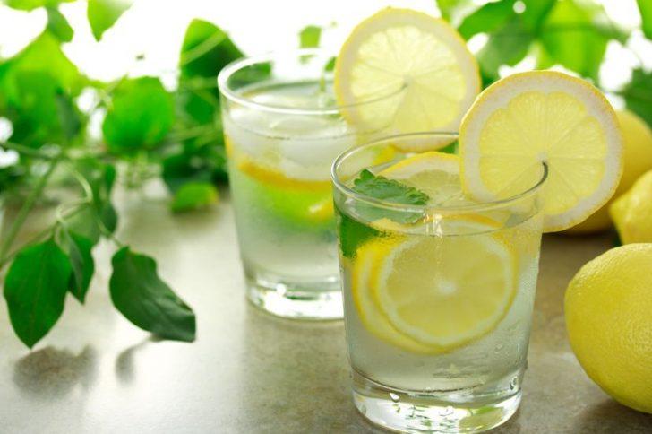 Лимон на ночь для похудения