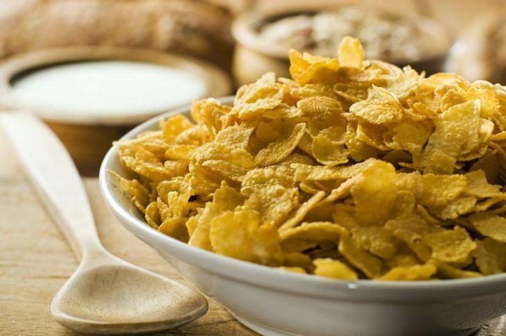Польза кукурузных хлопьев при похудении