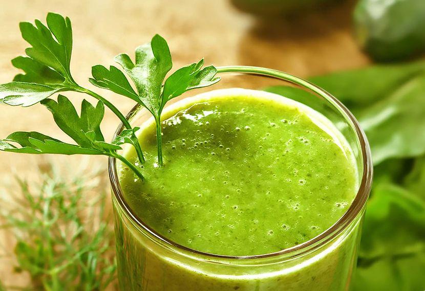Сок из сельдерея для похудения