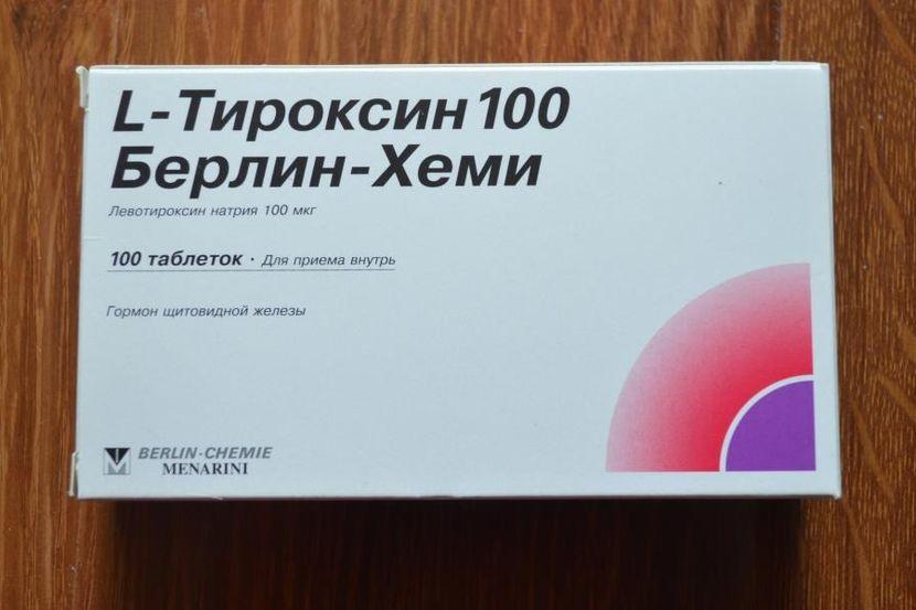 Таблетки от щитовидной железы тироксин для похудения