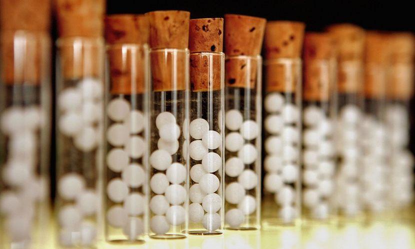 Похудение с гомеопатией