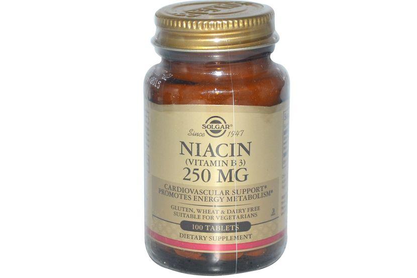 Никотиновая кислота для похудения