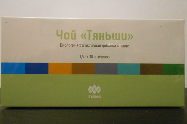 Чай Таньяши: принцип действия, состав