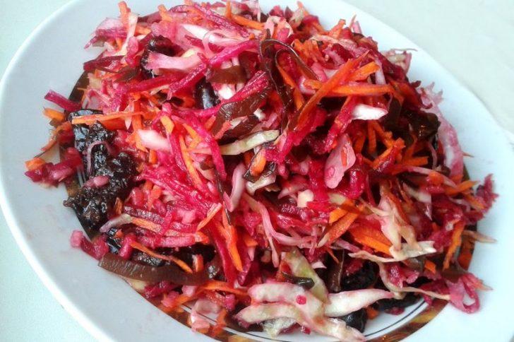 Все о салате «Метелка» для похудения и очищения