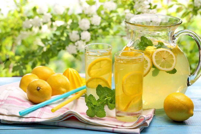 Как правильно пить сок лимона?