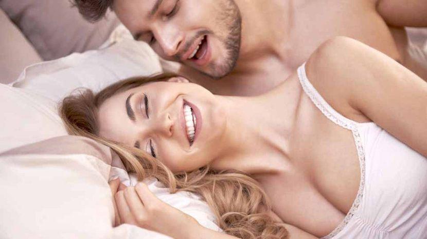 Правило №5 – ведите регулярную половую жизнь!