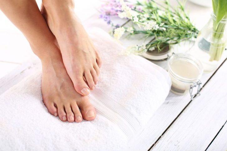 Утолщенный ноготь на ноге лечение