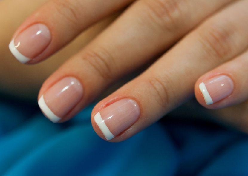 Ребристые ногти на руках почему ногти на руках стали ребристыми