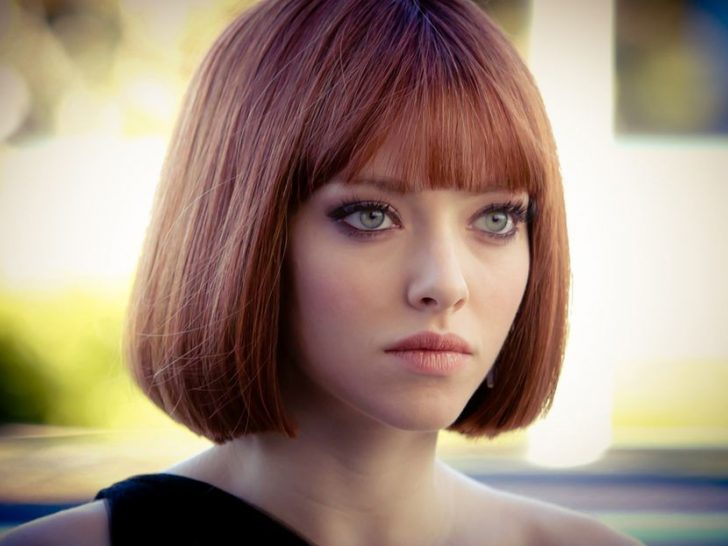 Чёрные брови рыжие волосы