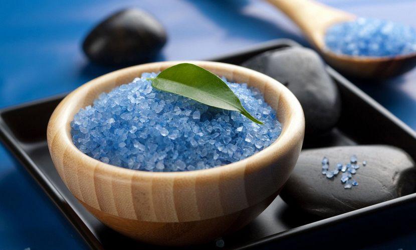 Солевые обертывания: правила проведения