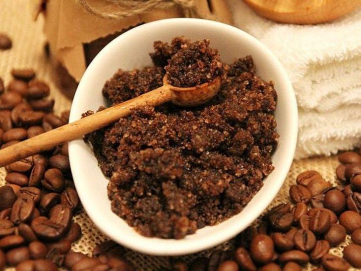 Насколько эффективен скраб на основе кофе и соли?