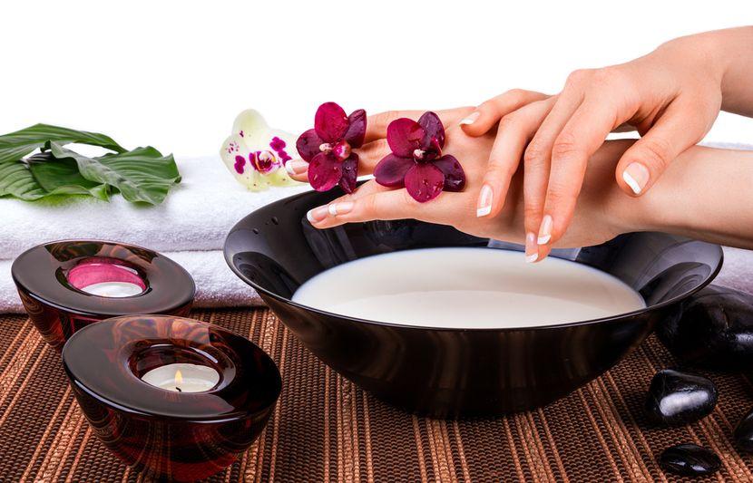Основные правила применения укрепляющих ванночек для ногтей