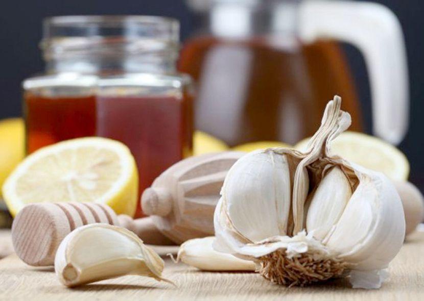 Рецепт от давления лимон и чеснок