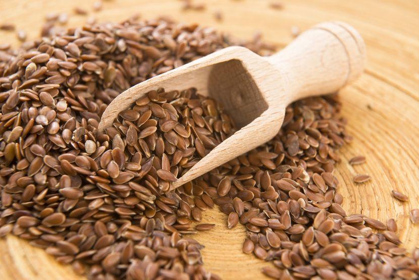 Как семя льна позволяет нормализовать АД?
