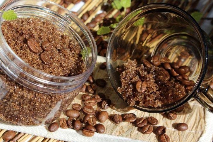 Кофейный скраб от целлюлита: способы приготовления и использования в домашних условиях