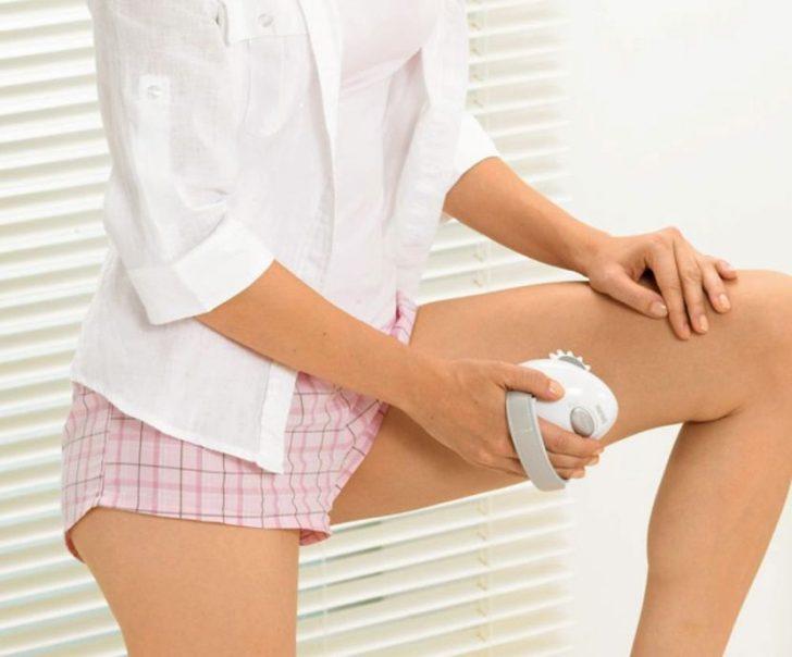 Как использовать антицеллюлитный массажер?