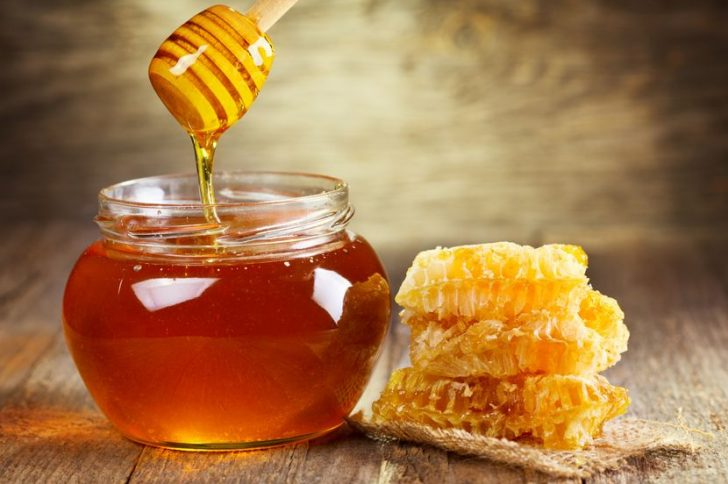 Мед: универсальное средство для укрепления и лечения ногтей