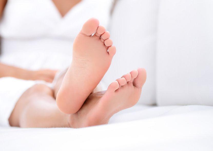 Отходит ноготь на большом пальце ноги грибок