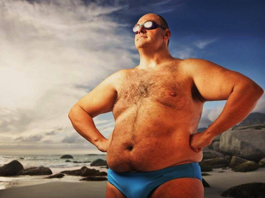 Целлюлит у мужчин: причины возникновения и способы устранения