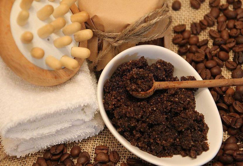 Обертывание с капсикамом и кофеином – мощное оружие против целлюлита!