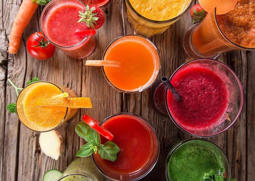 Какой сок пить при повышенном давлении