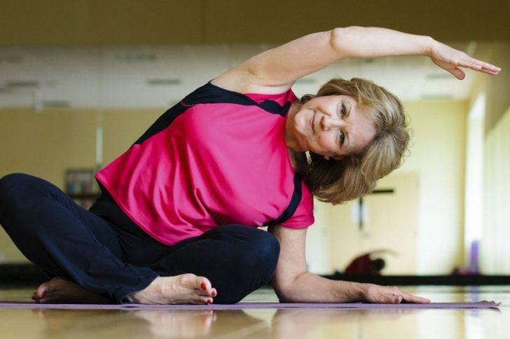 Эффективные упражнения при болях в суставах