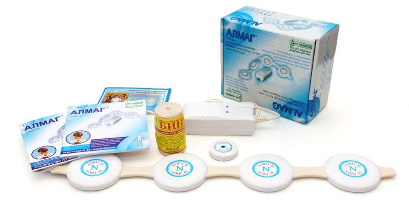 Прибор для лечения суставов «Алмаг»