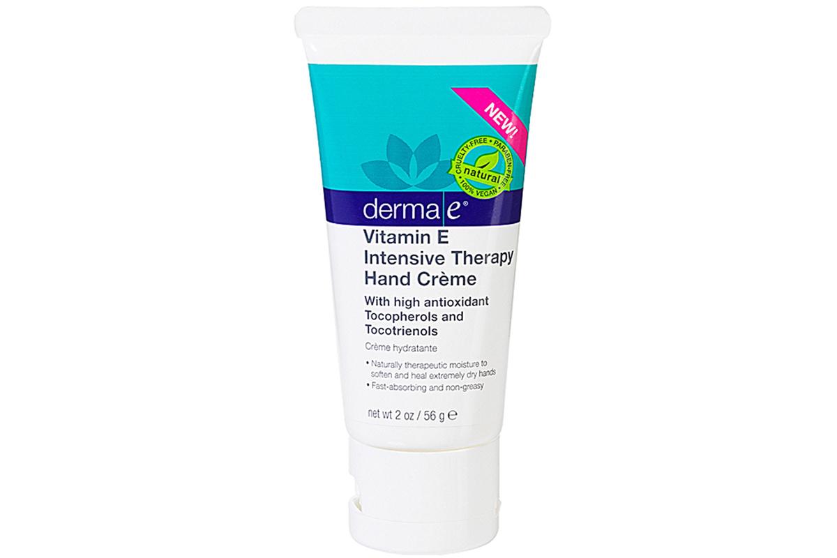 Крем для рук с витамином Е, интенсивная терапия (56 г) от Derma E