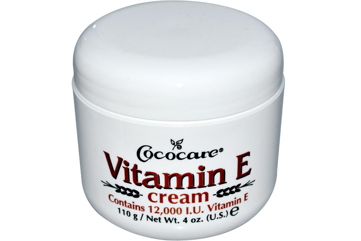 Крем с витамином Е (110 г) от Cococare.