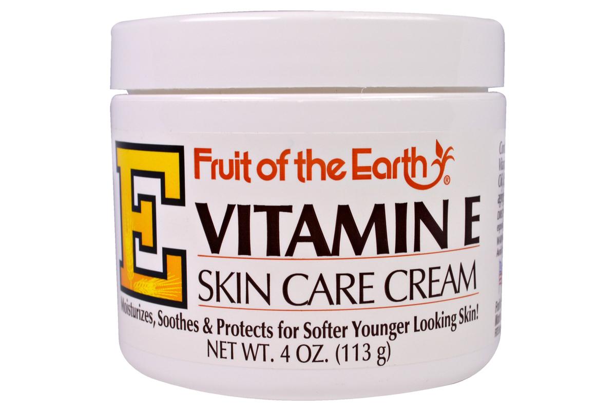 Крем с Skin Care Cream с витамином Е (113 мл) от Fruit of the Earth