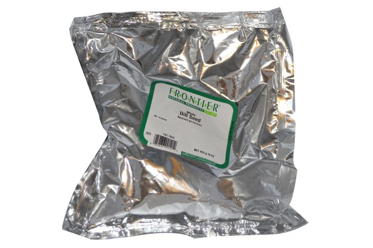 Whole Dill Seed (453 g) от Frontier Natural Products