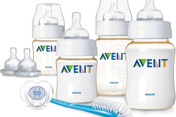 Наборы Avent для питания малышей
