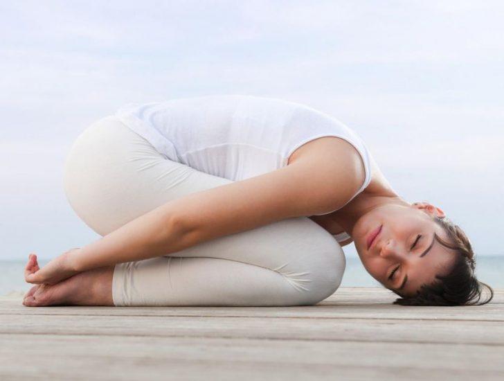 Йога при гипертонии: упражнения