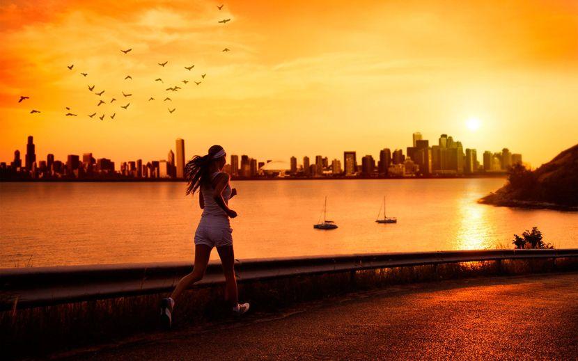 Гипертоническая болезнь: как правильно бегать?