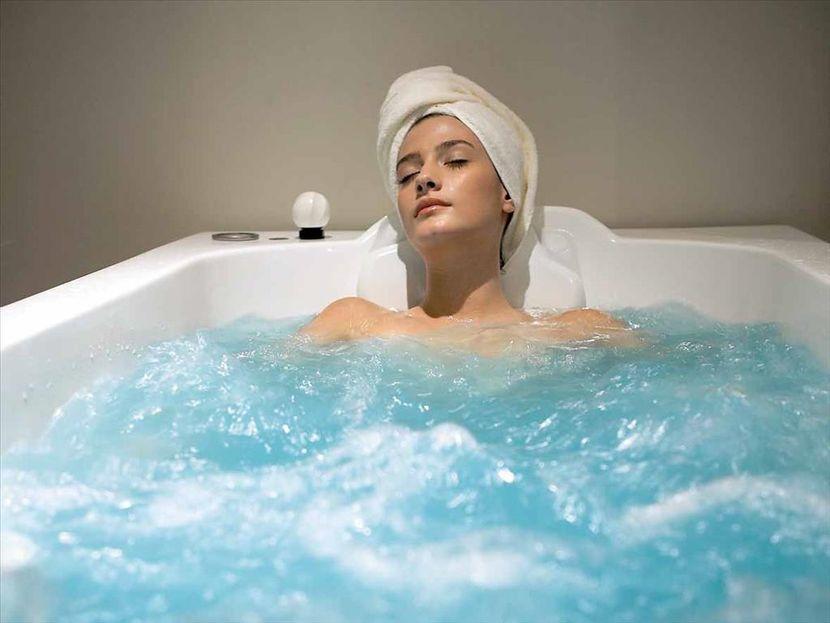 Лечебные ванны при гипертонии