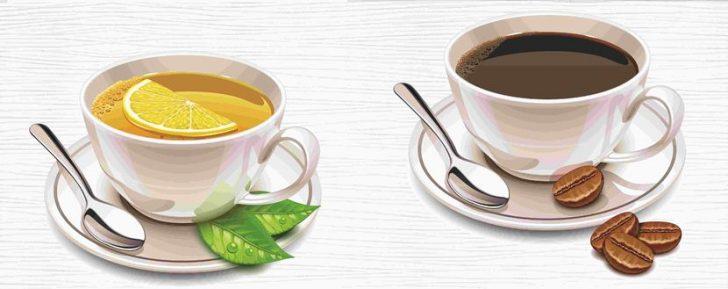 Так что пить, чай или кофе?