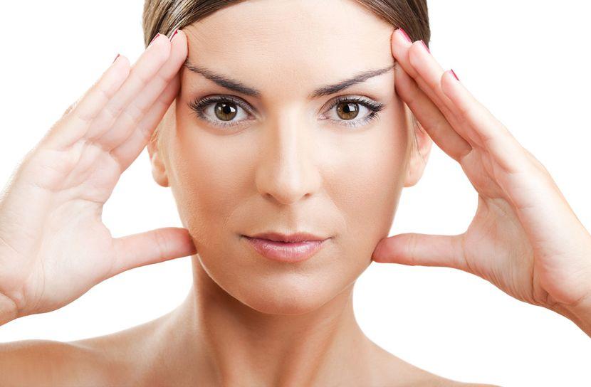 Гимнастика от морщин на лице: комплекс №2