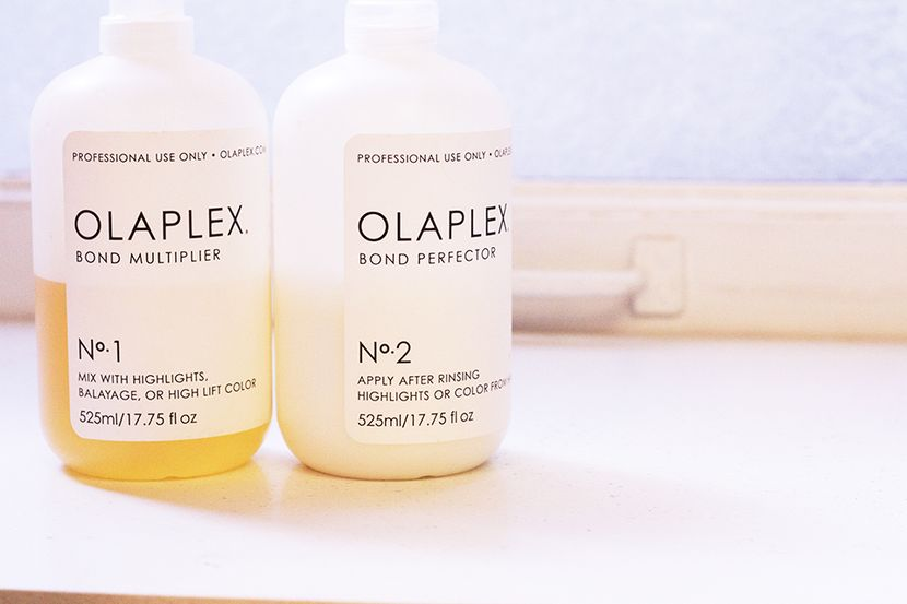 На что способен комплекс по уходу за волосами Olaplex?