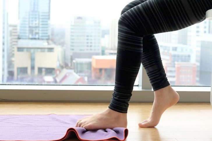 Упражнения и гимнастика для лечения пяточной шпоры