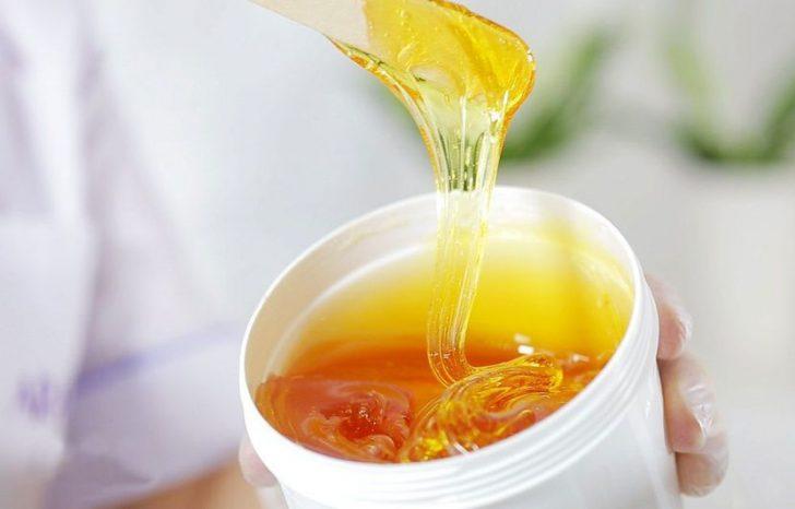 Пасты для шугаринга лимонная кислота