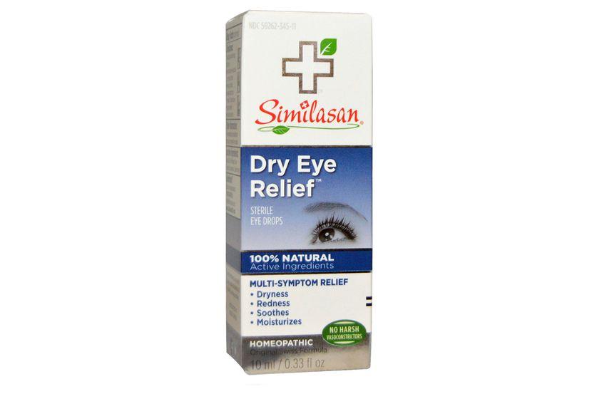 Similasan, Dry Eye Relief, Sterile Eye Drops, 0.33 fl oz