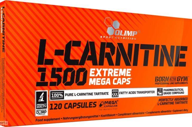Полезные свойства Л-карнитина