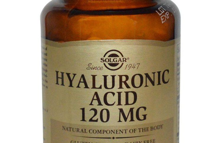 Solgar гиалуроновая кислота — эликсир молодости и здоровья в одной таблетке