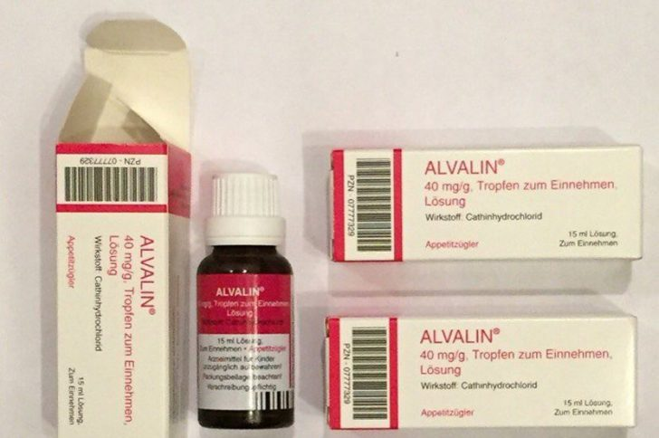 Капли для похудения «Алвалин»: правила применения, эффективность
